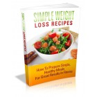 Simple WeightLoss Recipes
